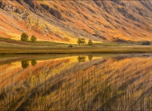Autumn Reflections of Glen Coe